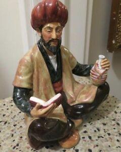 Original Royal Doulton OMAR KHAYYAM figurine- MINT CONDITION