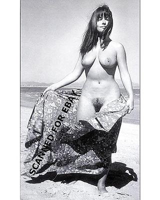 Semi nude Diane Webber model female fine art photograph woman girl print 23X0