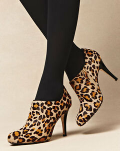 TOWN & SHOES Animal Bootie