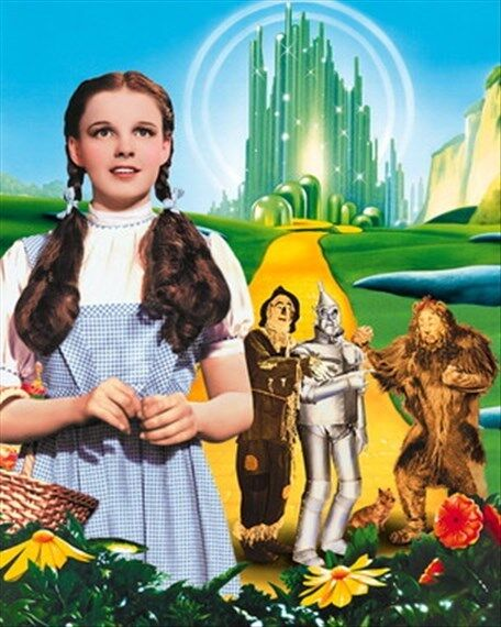 THE WIZARD OF OZ 8x10 Photo