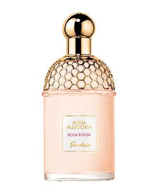 Aqua Allegoria ROSA ROSSA Guerlain Eau De Toilette Woman Spray 4.2 oz NEW (Aqua Eau De Toilette Spray)