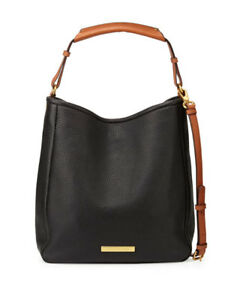 MARC by Marc Jacobs - Softy Leather Saddle Hobo Bag, Black