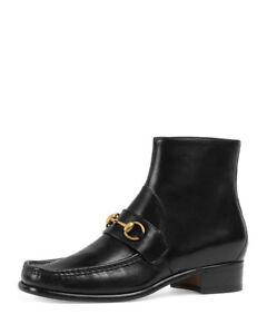 Gucci Horsebit Boots - $800 size 9.5/43