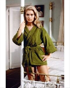 ALEXANDRA BASTEDO AS SHARRON MACREADY FROM T 8x10 Photo