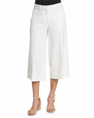 COOL THEORY Halientra Admiral Crepe Culottes UK12 Net-A-Porter £265.00 Sold Out!