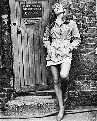 Suzy Kendall as Polly from Up the Junction 8x10 Photo