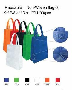 Reusable Shopping Bags Wholesale as low as $0.49/ea!!!