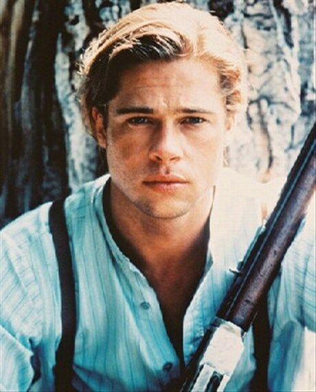 BRAD PITT AS TRISTAN LUDLOW FROM LEGENDS OF  8x10 Photo lovely photo 214512
