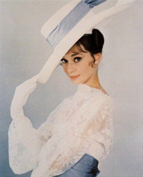 """AUDREY HEPBURN AS ELIZA DOOLITTLE F Poster Print 24x20"""""""