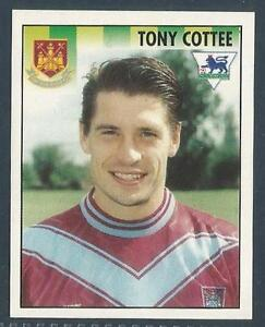 MERLIN-1995-PREMIER-LEAGUE-95-499-WEST-HAM-UNITED-ENGLAND-EVERTON-TONY-COTTEE