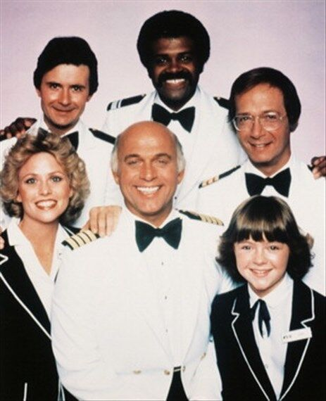 """THE LOVE BOAT MOVIE PHOTO Poster Print 24x20"""" cool photo 214114"""