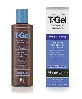Neutrogena T-Gel Therapeutic Shampoo - Original Formula (4.4 fl. - Neutrogena Coal Tar Shampoo