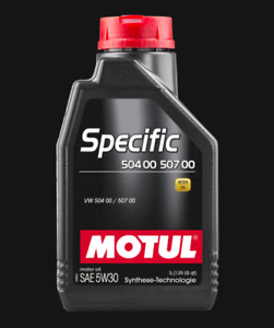 Motul Specific Full Synthetic Engine Oil 5W30 5L