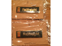 Rail freight sector badges