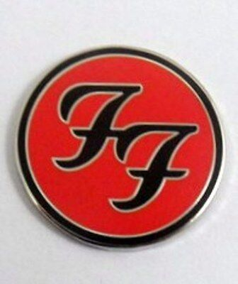 **NEW** Foo Fighters enamel badge. Dave Grohl