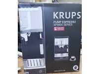 Krups pump espresso
