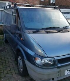 Ford Transit 260S 2006 2.0L Duratorq DI, great runner