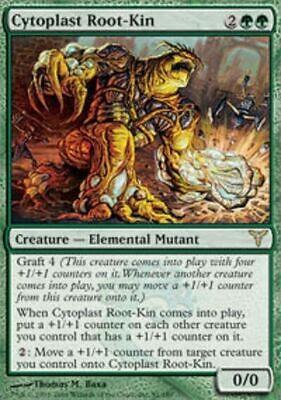 MTG: Cytoplast Root-Kin - Green Rare - Dissension - DIS - Magic Card