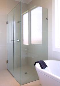 Shower screens and splashbacks Mosman Mosman Area Preview