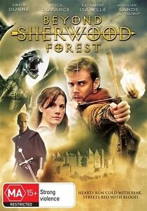 Beyond Sherwood Forest (DVD, 2010) BRAND NEW! Free Post