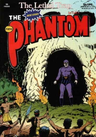 Phantom, The (Frew) #1396 VF/NM; Frew | save on shipping - details inside