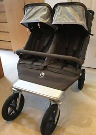 Easywalker Duo Twin Buggy with Carrycots