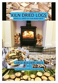 LOGS FOR SALE (perfect dried or your money back)