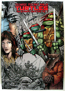 Teenage-Mutant-Ninja-Turtles-TMNT-Ultimate-Collection-Vol-1-HC-Mirage-NM-UNREAD