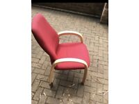 2 x OFFICE / STUDY / HOME CHAIRS