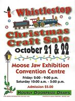 WHISTLESTOP CHRISTMAS CRAFT SALE