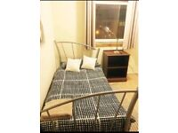 Nice and clean fully-furnished single room, within a modern, really spacious, 90 m2 flat to share.
