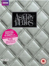 Absolutely fabulous - Absolutely everything dvd collection + Abfab movie