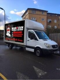 Man and Van Removals clearance and Deliveries nationwide and Europe removals Enfield-barking -Camden