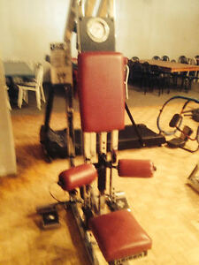 Complete Set of exercise equipment Peterborough Peterborough Area image 1