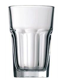 Glasses - commercial tumblers for restaurant/cafe