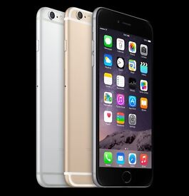**** APPLE IPHONE 6 16GB GOLD ON VODAFONE 1 MONTH WARRANTY ****