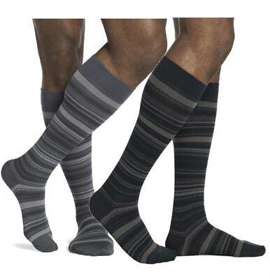 Sigvaris 183C Microfiber Shades 15-20 Knee Compression Socks