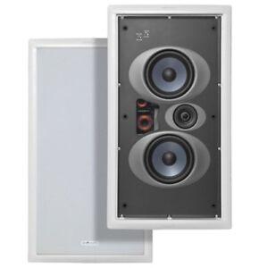 Polk Audio LCi-RTS105 THX Ultra2 Certified 2-way In-wall Speaker
