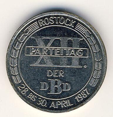 DDR - ROSTOCK - XII. Parteitag der DBD - ANSEHEN (744)