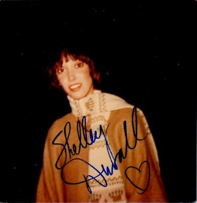 Unique Shelley Duvall In Person Signed Photo