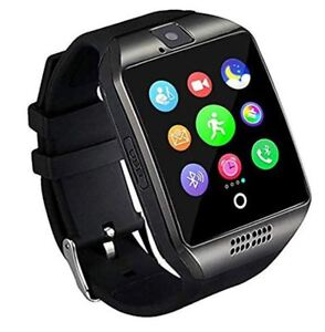 Bluetooth Touchscreen Wrist Watch with Camera Unlocked Cell Phon
