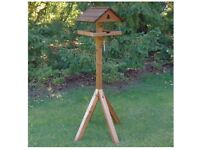 Adjustable Bird Table RSPB code R407817 opened but never erected - mint condition