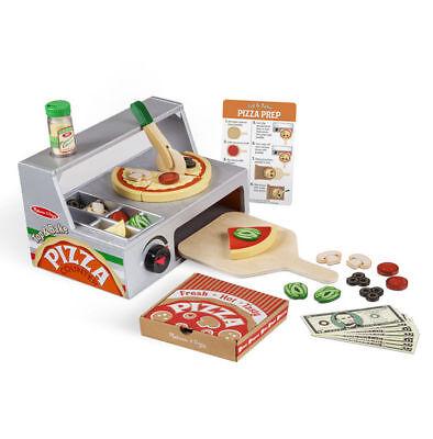 Melissa & Doug Top & Bake Pizza Counter #9465