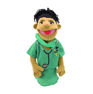 Melissa & Doug Surgeon Puppet With Scrubs and Detachable Wooden Rod #2550](Melissa And Doug Puppet)