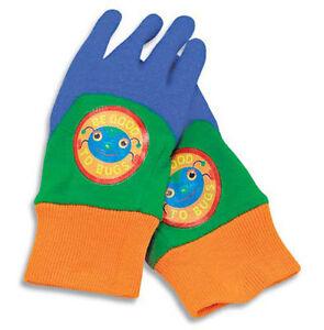 Melissa-amp-Doug-guanti-da-giardino-da-bambino-16292-Kids-039-Gardening-Gloves