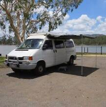 1998 Volkswagen Transporter AWD Syncro Campervan/Motorhome Park Avenue Rockhampton City Preview