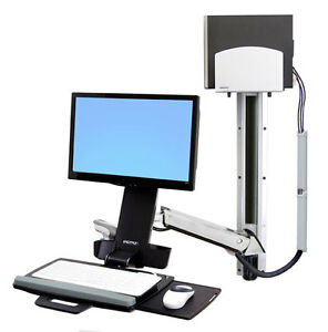 Ergotron Styleview 45-271-026  Sit or Stand System