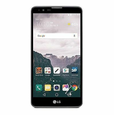 Virgin Mobile   Lg G Stylo 2 4G With 16Gb Memory Prepaid Cell Phone