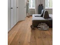 Quickstep 'Cinnamon Oak Extra Matt' Engineered Wood Flooring