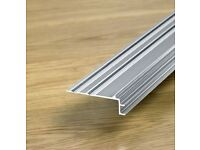 Free! Quick step incizo subprofile for installing laminate floor trim on stairs.